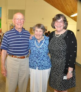 Volunteers Kent and Mary Alice Warner of Center Harbor Honored by Spaulding Youth Center