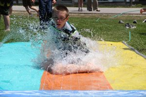 Spaulding Youth Center Celebrates End of School year with Festive Field Day, Student and Staff Awards