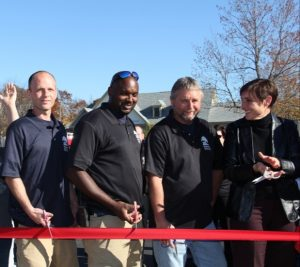Spaulding Youth Center Celebrates Ribbon Cutting for New Special Education Playground