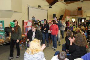 Spaulding Youth Center Hosts Matt Bonner at Annual Multicultural Celebration