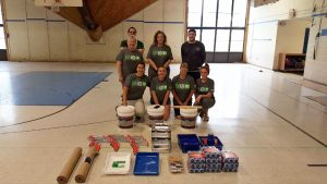 TD Bank Team Spends their Day of Service Helping Spaulding Youth Center