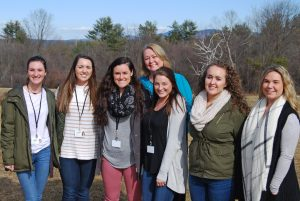 Spaulding Youth Center Welcomes 15 Interns from New Hampshire-Based Higher Education Institutions