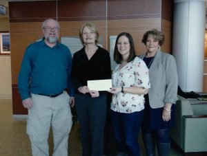 Spaulding Youth Center Receives Generous Donations from Greater Lakes Region Children's Auction