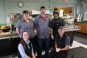 Spaulding Youth Center Receives Support Taco Bell Tilton