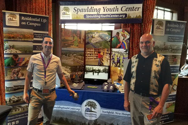 Spaulding Youth Center at NHASEA Conference 2017