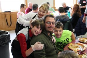 Spaulding Youth Center Hosts Annual Thanksgiving Luncheon