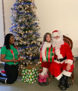Tower of Toys Donates Holiday Gifts to Spaulding Youth Center