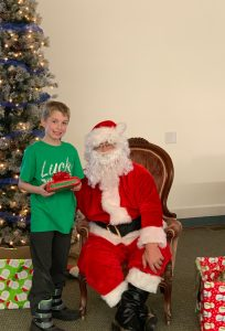 Plymouth State University Angel Tree Project Donates Holiday Gifts to Spaulding Youth Center