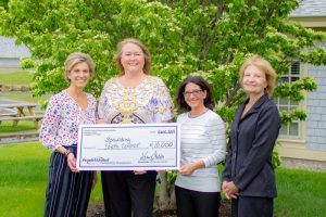 Spaulding Youth Center Honored with $10,000.00 Grant from People's United Community Foundation
