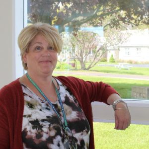 Carol Sanborn Receives Spaulding Youth Center's Spaulding Spirit Award