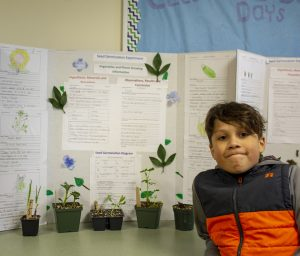 Spaulding Youth Center Celebrates Annual Science Fair