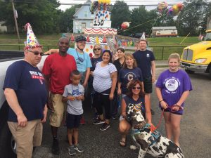 Spaulding Youth Center Participates in Tilton‐Northfield Old Home Day Celebration