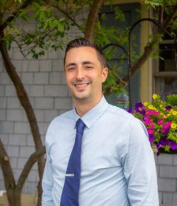 Nick Silva Receives Spaulding Youth Center's Spaulding Spirit Award