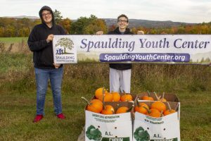 Spaulding Youth Center Hosts Annual Fall Fest in Preparation for New Hampshire Pumpkin Festival