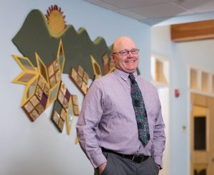 Parenting NH Magazine Names Spaulding Youth Center's Scott Dunlop as New Hampshire Top Teacher for 2019