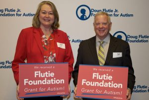 Spaulding Youth Center Honored with $10,000 Grant from Doug Flutie, Jr. Foundation for Autism