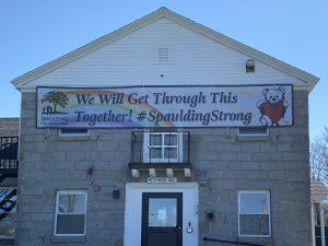 Spaulding Spirit Award Presented to All Staff Members
